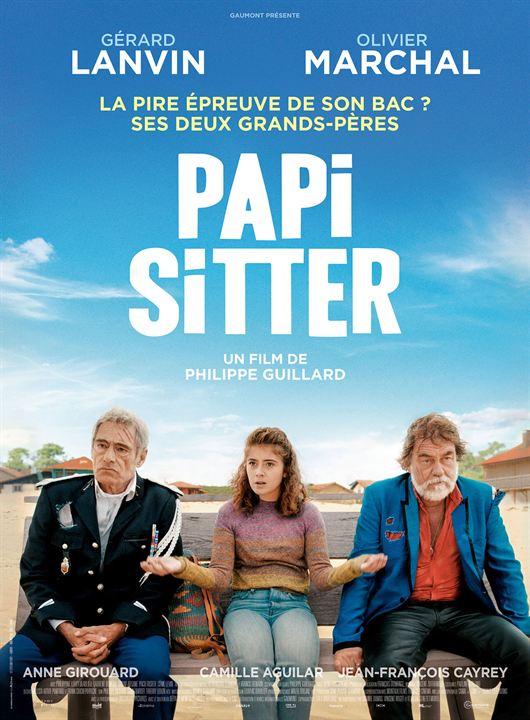 Papi-Sitter : Affiche
