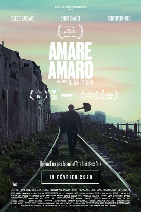 Amare Amaro : Affiche