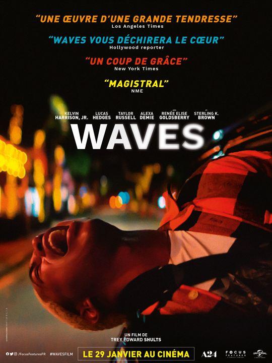 Waves : Affiche