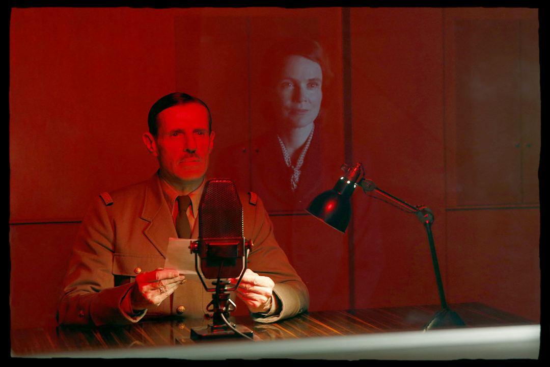 De Gaulle : Photo Isabelle Carré, Lambert Wilson