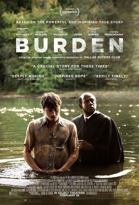 Burden : Affiche