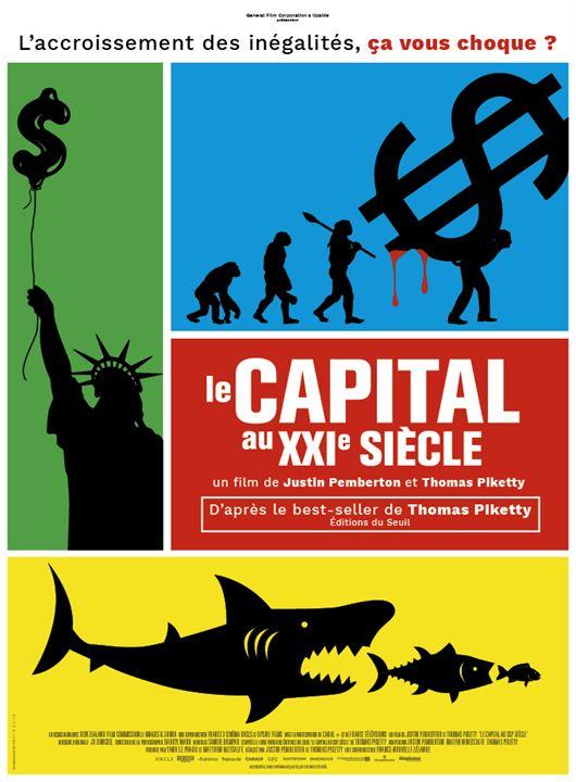 Le Capital au XXIe siècle : Affiche
