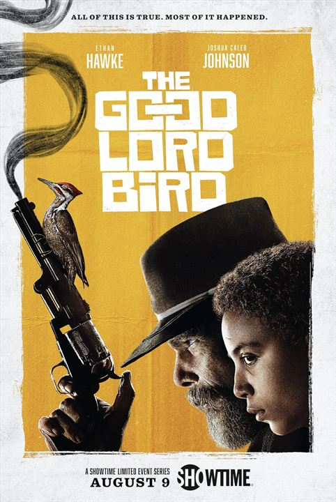 The Good Lord Bird : Affiche