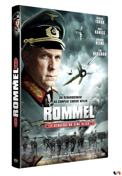 Rommel, le stratège du 3ème Reich : Affiche