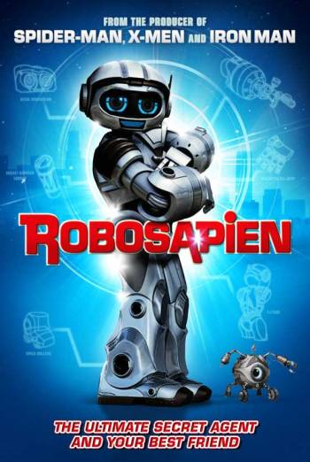 Cody le Robosapien : Affiche
