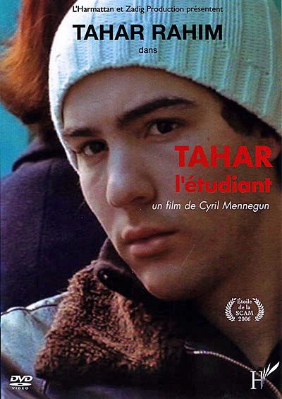 Tahar l'étudiant : Affiche