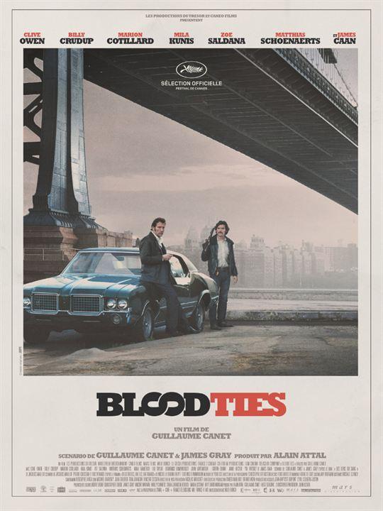 Blood Ties : Affiche