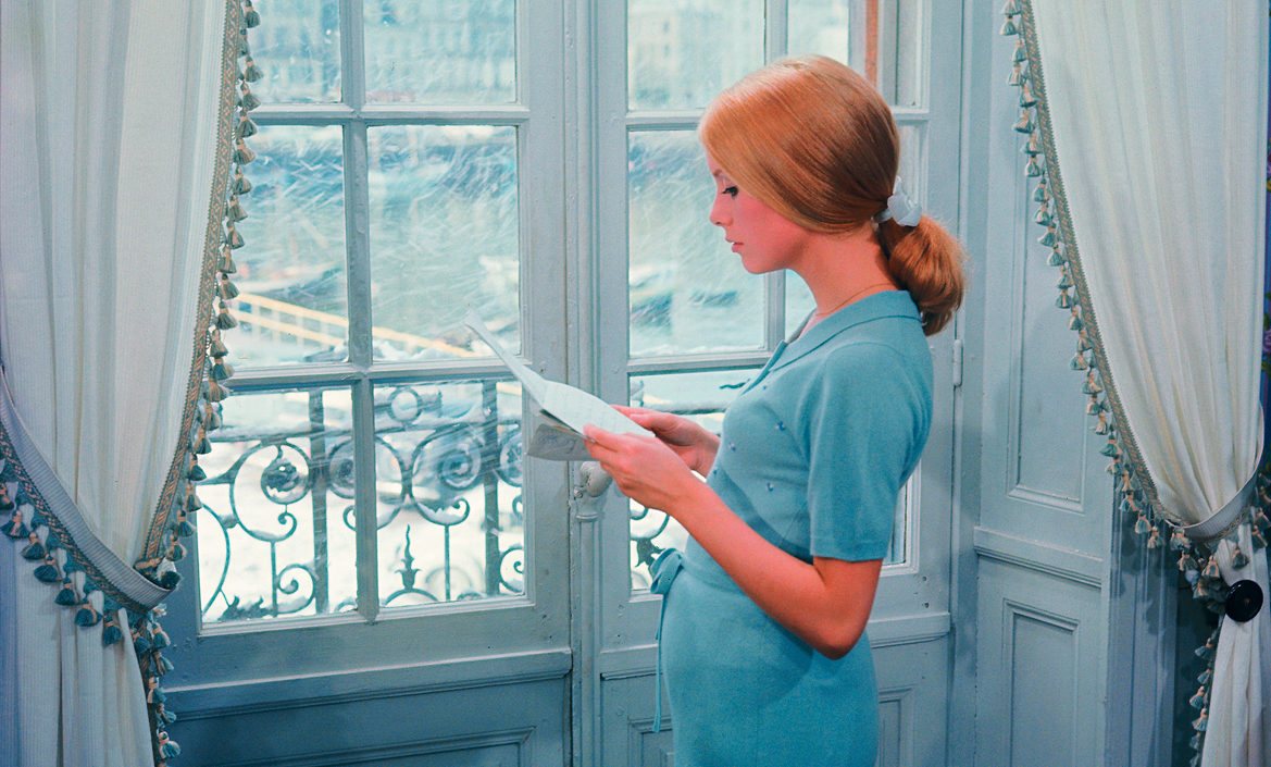 Les Parapluies de Cherbourg : Photo Catherine Deneuve