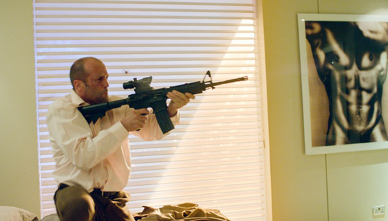 Crazy Joe : Photo Jason Statham