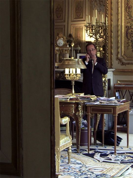 Le Pouvoir : Photo François Hollande