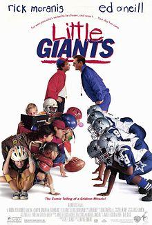 Little Giants : Affiche