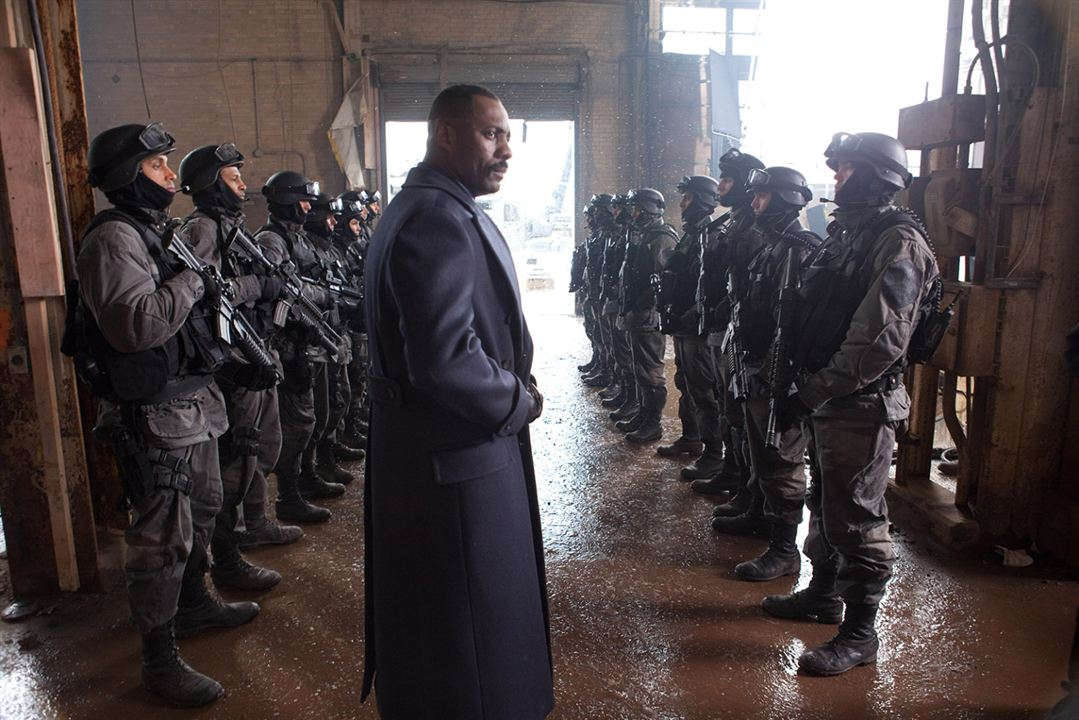 Pacific Rim : Photo Idris Elba