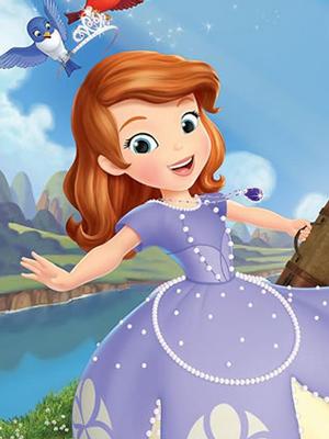 Princesse Sofia : Affiche