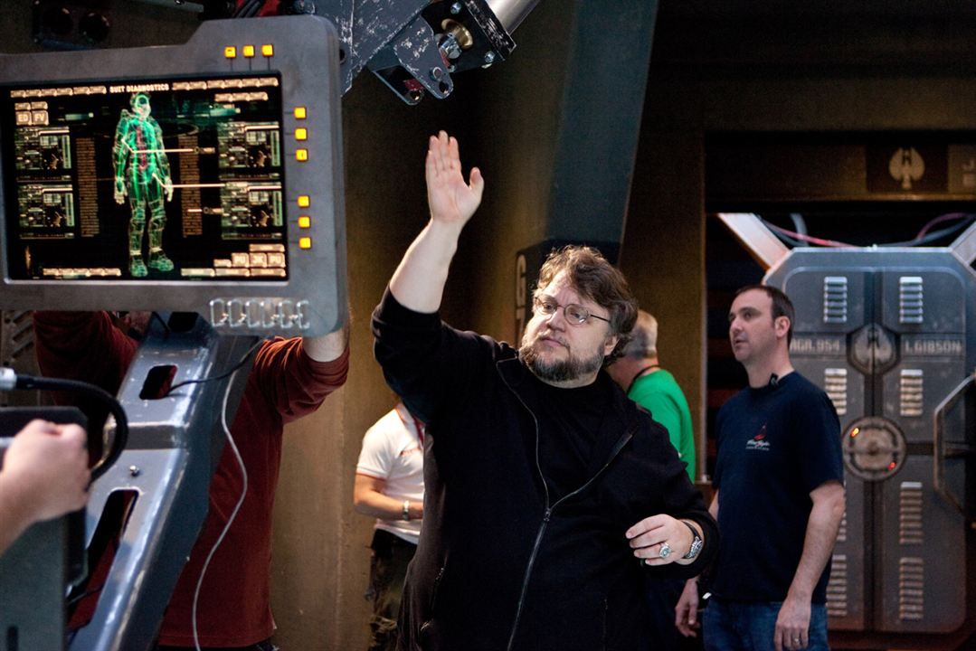 Pacific Rim : Photo Guillermo del Toro