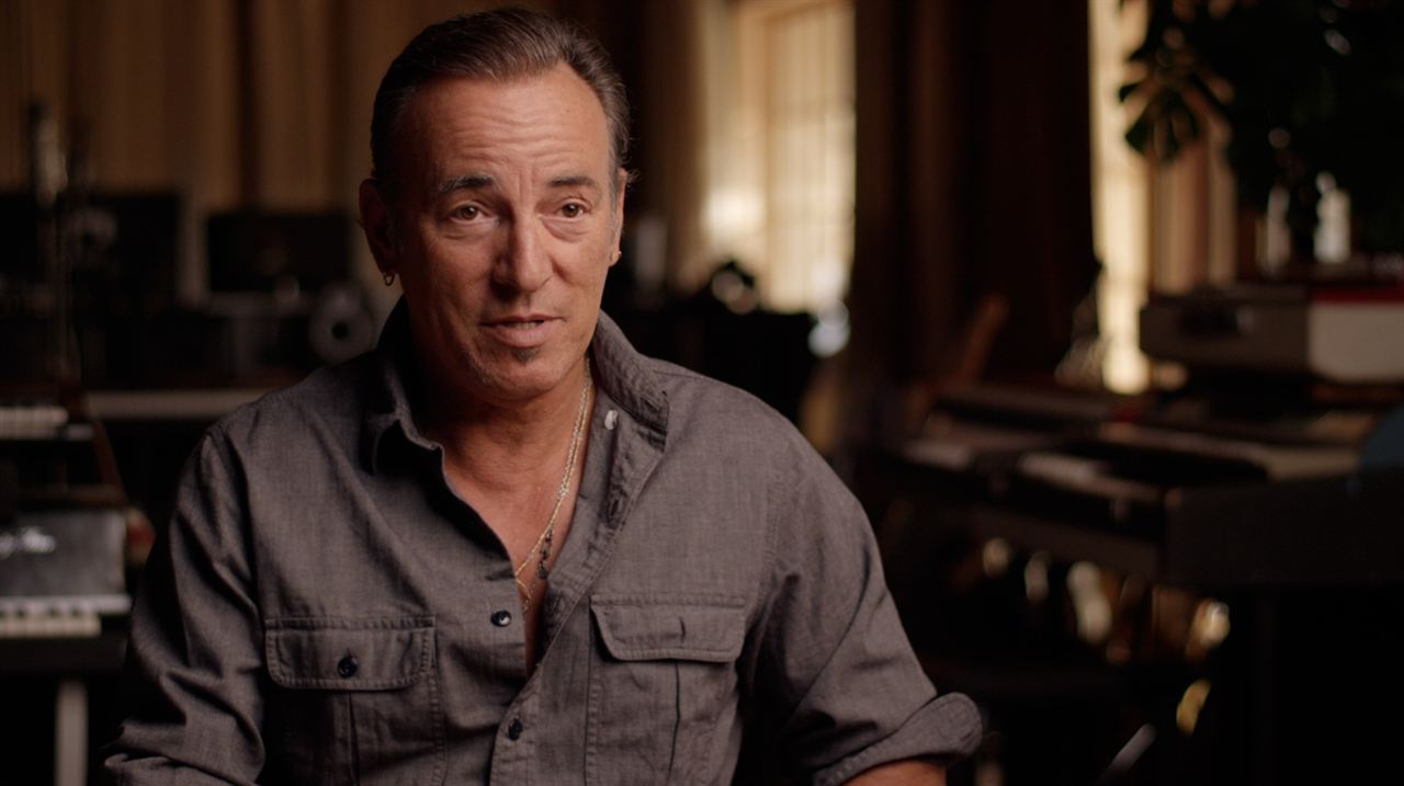 20 Feet from Stardom : Photo Bruce Springsteen