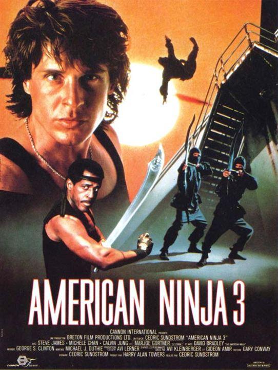 El guerrero americano 3 : Affiche