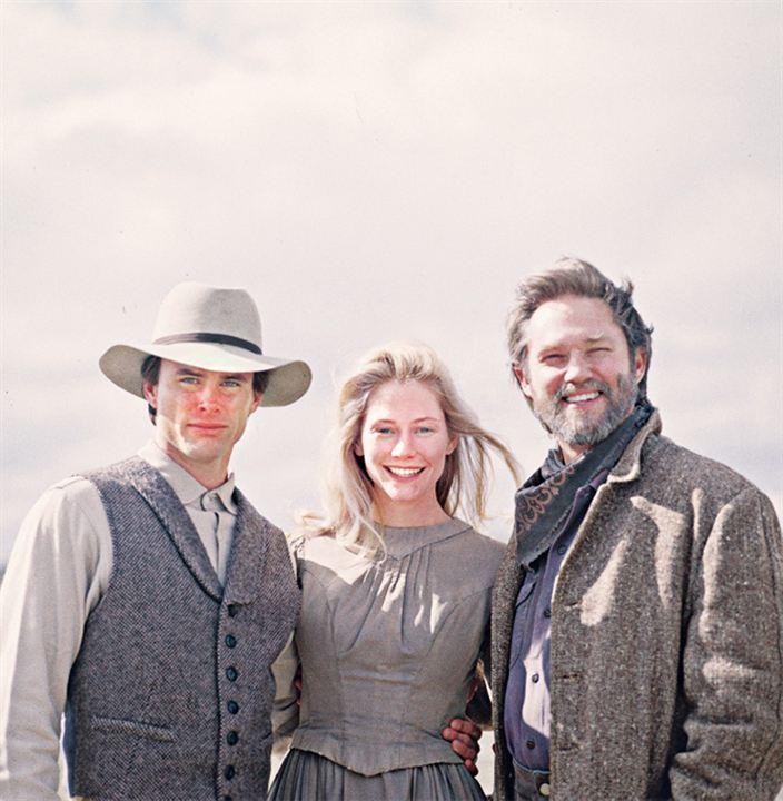 Photo Meredith Monroe, Richard Thomas, Walton Goggins