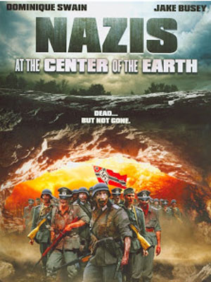 Nazis at the Center of the Earth : Affiche
