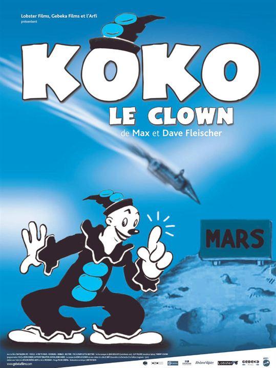 Koko le Clown : Affiche