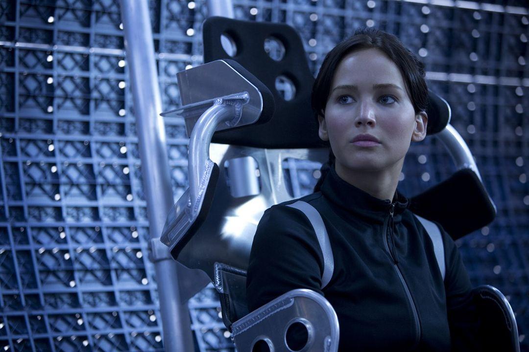 Hunger Games - L'embrasement : Photo Jennifer Lawrence
