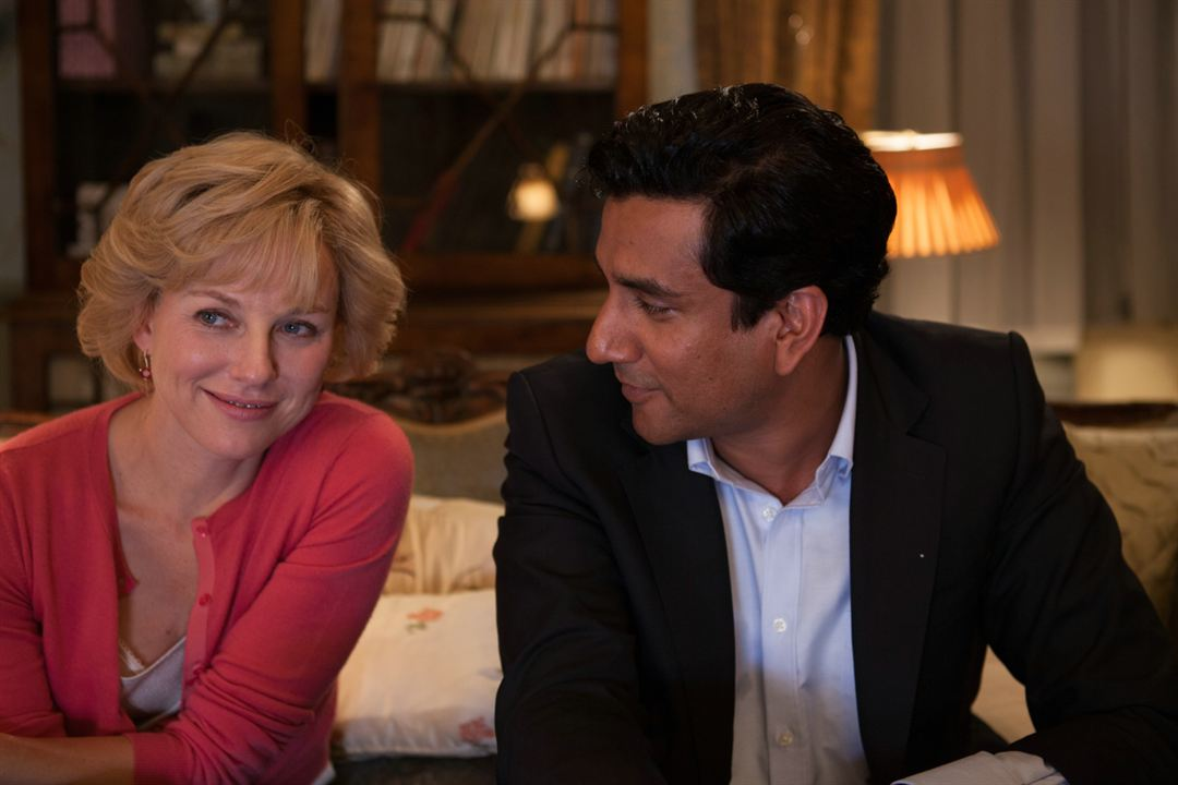 Diana : Photo Naomi Watts, Naveen Andrews