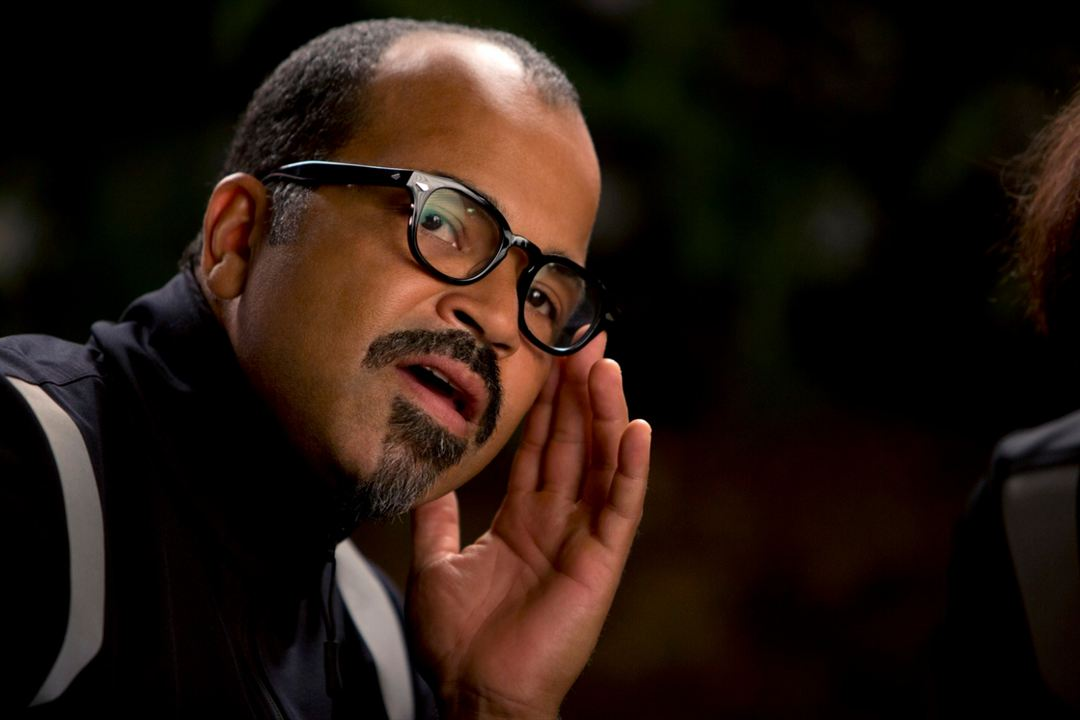 Hunger Games - L'embrasement : Photo Jeffrey Wright