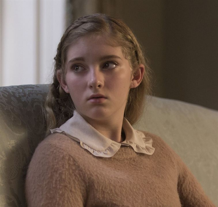 Hunger Games - L'embrasement : Photo Willow Shields