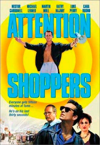 Attention Shoppers : Affiche