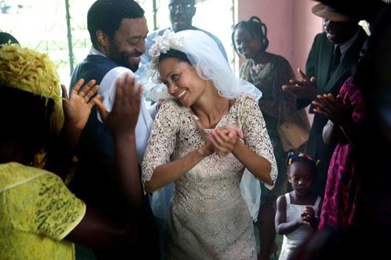 Half of a Yellow Sun : Photo Chiwetel Ejiofor, Thandie Newton