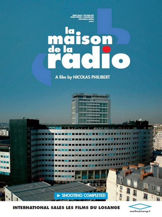 La Maison de la radio : Affiche