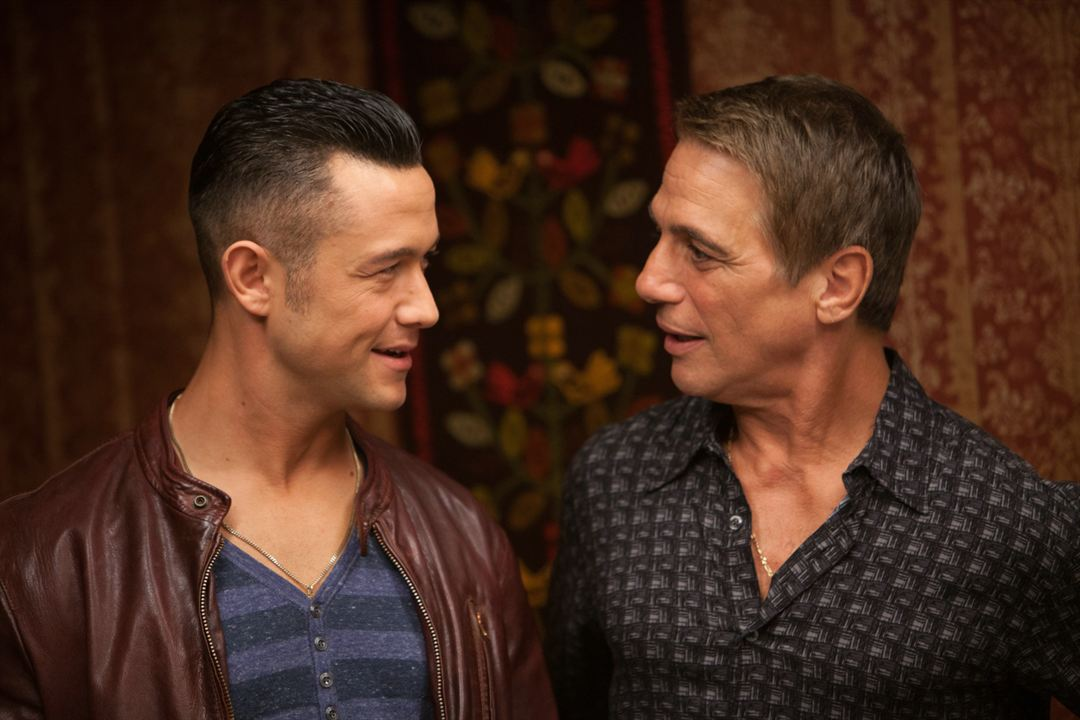 Don Jon : Photo Joseph Gordon-Levitt, Tony Danza