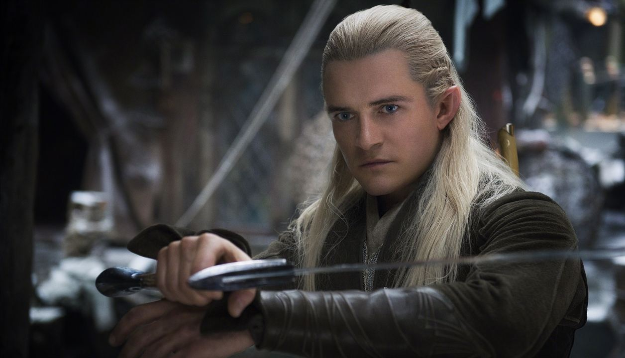 Le Hobbit : la Désolation de Smaug : Photo Orlando Bloom