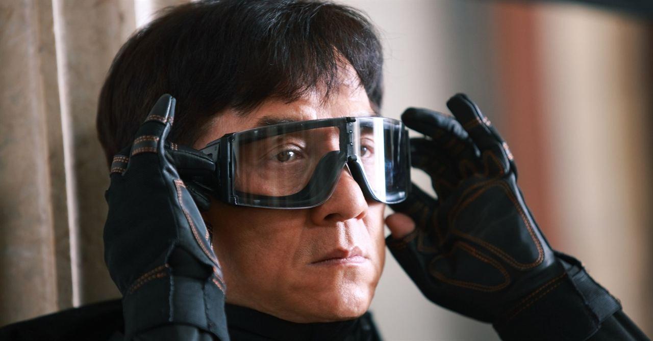 Chinese Zodiac : Photo Jackie Chan