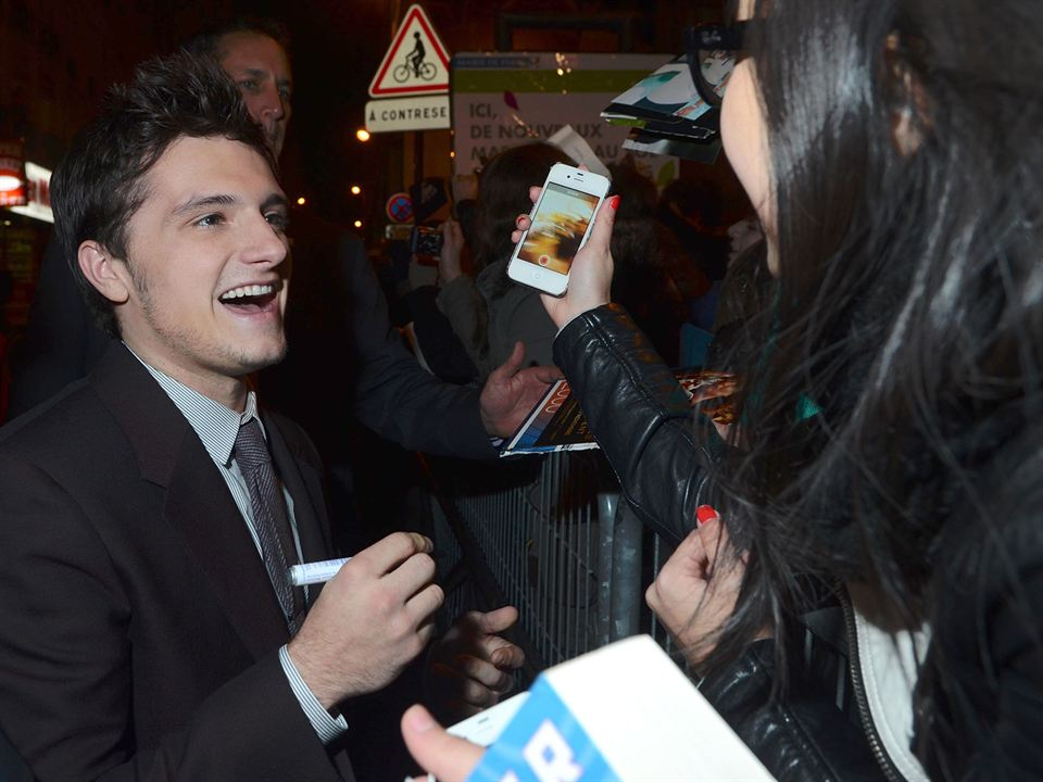 Hunger Games - L'embrasement : Photo promotionnelle Josh Hutcherson