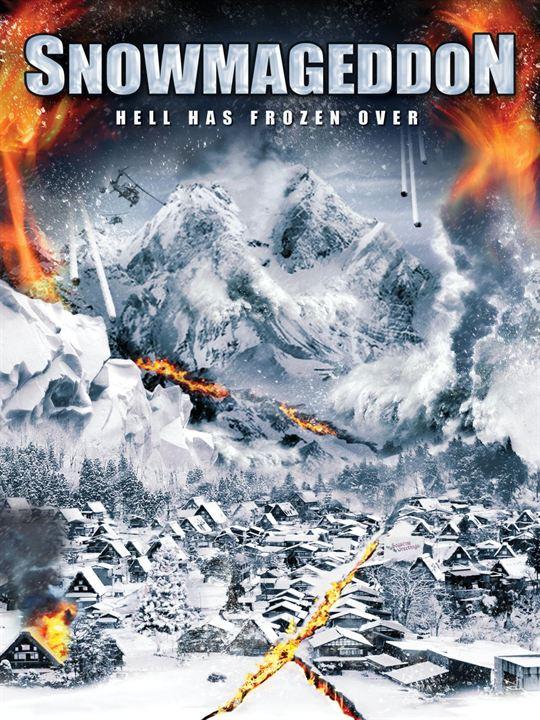 Armageddon de glace : Affiche