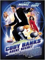 film  Cody Banks : agent secret  en streaming