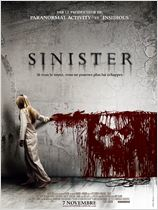 film  Sinister  en streaming