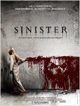 Sinister ...