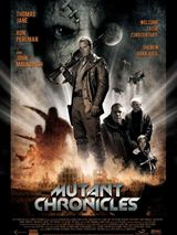 The Mutant Chronicles poster