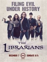 The Librarians Saison 3 Streaming