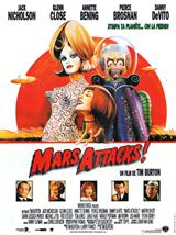 Mars Attacks ! poster