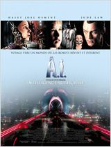 Regarder film A.I. Intelligence artificielle streaming