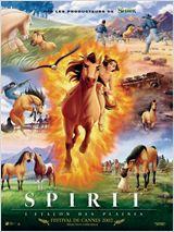 Voir le film Spirit, l'étalon des plaines