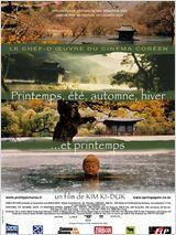Regarder film Printemps, été, automne, hiver... et printemps