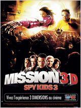 Mission 3D Spy kids 3 (Spy Kids 3D: Game Over)