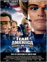 Team America police du monde en streaming