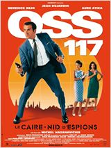 Regarder film OSS 117, Le Caire nid d'espions streaming