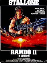 Rambo II : la mission en streaming