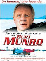 Burt Munro poster