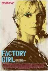 Factory Girl - Portrait d'une Muse affiche
